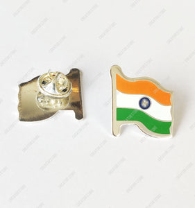 India Flag Lapel pin/Enamel Pin