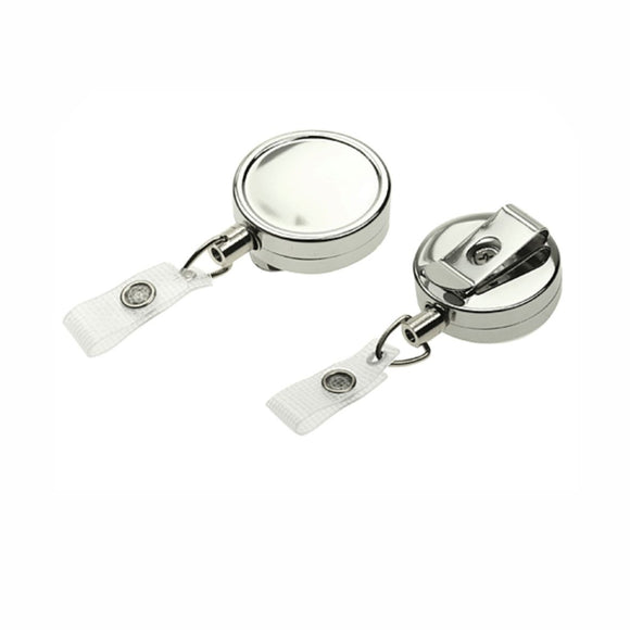 Circle Metal Yoyo Retractor