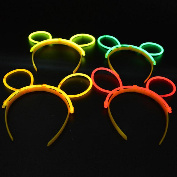 Glow in the dark Headbands (Starts from pack of 25)