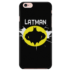 teelaunch Phone Cases iPhone 6/6s LatMan | iPhone Cases