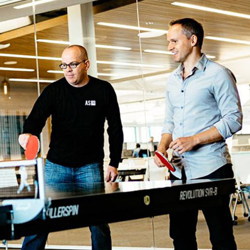 Ping Pong: The Easy Workplace Culture Energiser