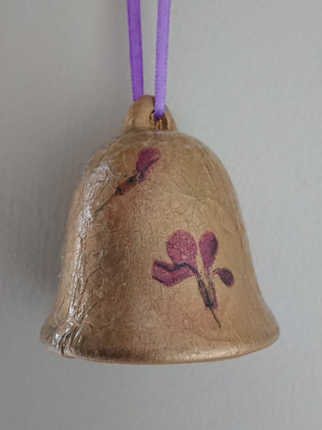 Vintage Ceramic Bell Decorations (SECONDS)