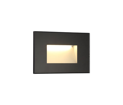 Brick Recessed Wall Light