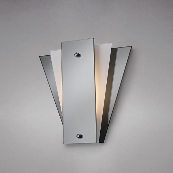 Art Deco Atlantis Wall Light