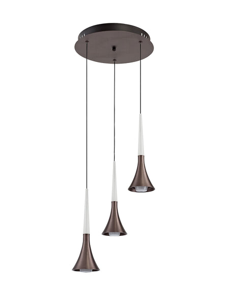 Horn Multi Light Pendant