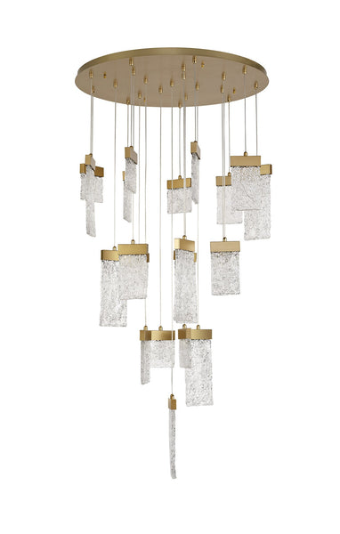 Glam Contemporary Chandelier