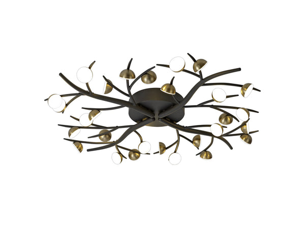 Autumn Semi Flush Ceiling Fitting