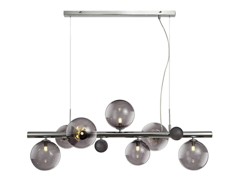 Bubbles Hanging Bar Pendant