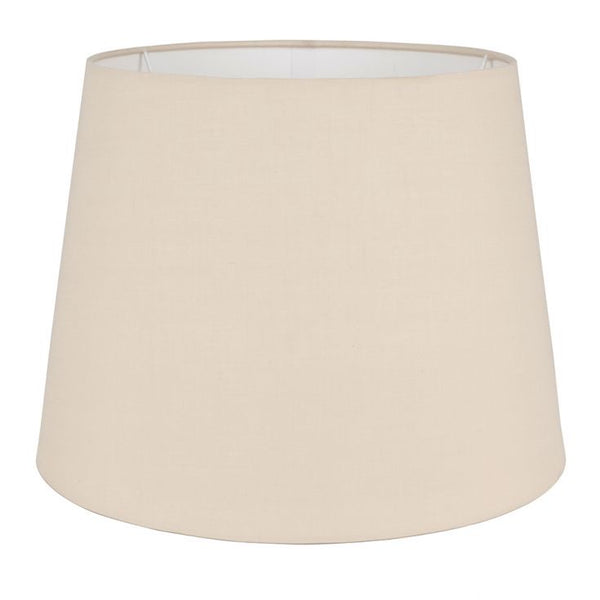 Large Beige Lampshade for Floor and Table Lamps