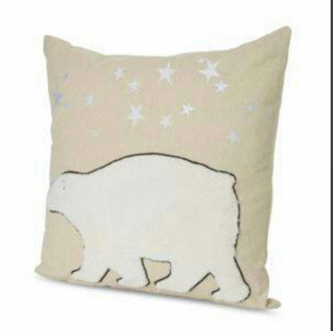Polar Bear Couch Cushion