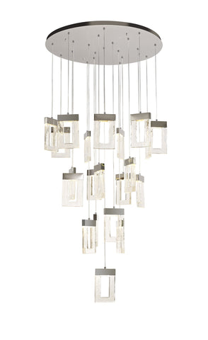 Cleopatra Contemporary Chandelier