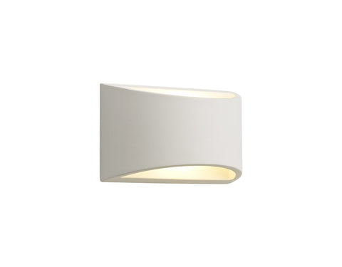 Canvas Rectangular Wall Light