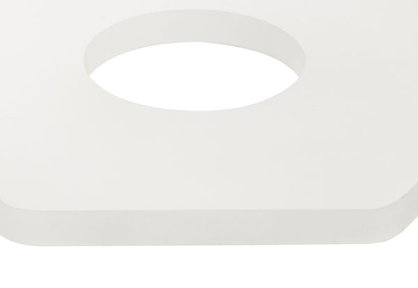 PHolmesicle Magnetic Wall Lamp - Frosted Glass Trim Only