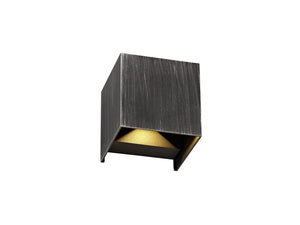 Oak Up / Down Wall Light