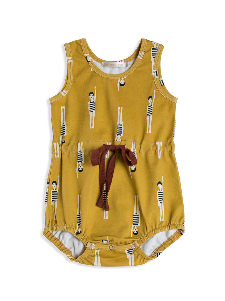 Bather Girl Romper