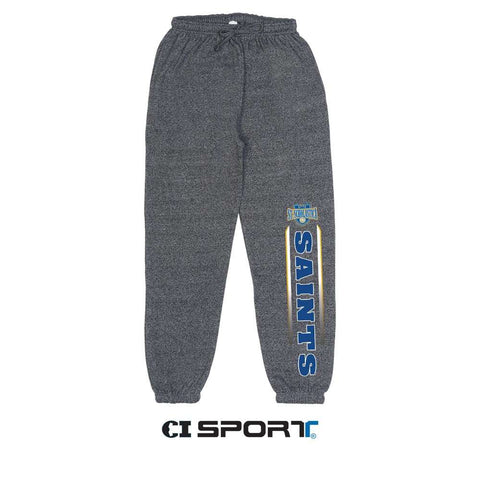 CI Sport Adult Marled Sweatpants w/ Pockets