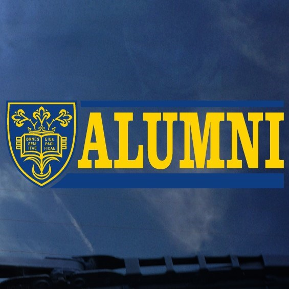 Colorshock Decal - Alumni
