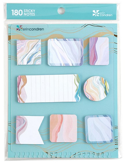 Erin Condren Snap-in Stylized Sticky Notes - Layers