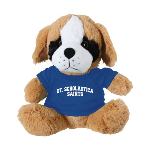 Stuffed St. Bernard - Royal Tee