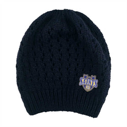 "LogoFit ""Honey-Bun Hat"" - Navy"