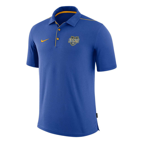NIke Sideline Team Issue Polo - Royal