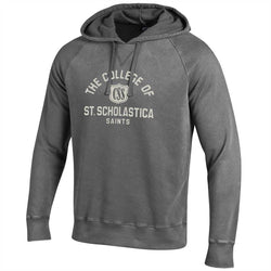 Gear Outta Town Hood with CSS Shield - Charcoal/Granite Heather