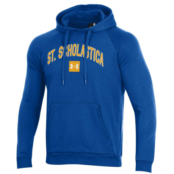 Under Armour All Day Fleece Hood - Royal