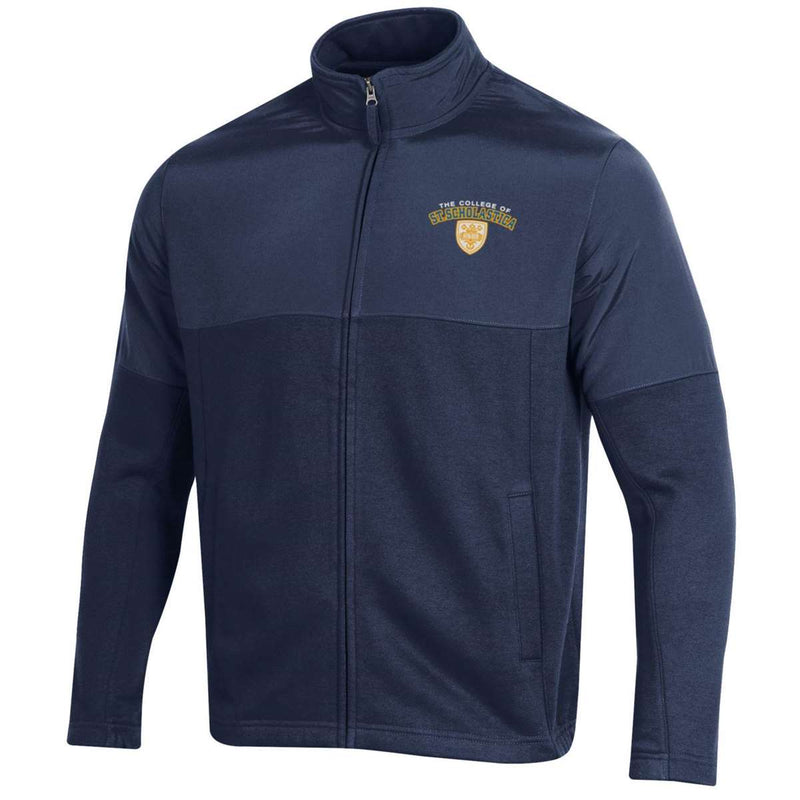 Gear Big Cotton Jacket - Marine Navy with Collegiate Logo