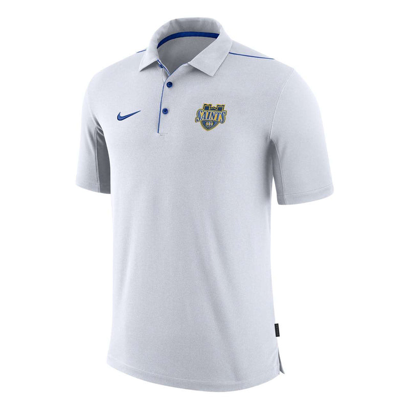 NIke Sideline Team Issue Polo - White