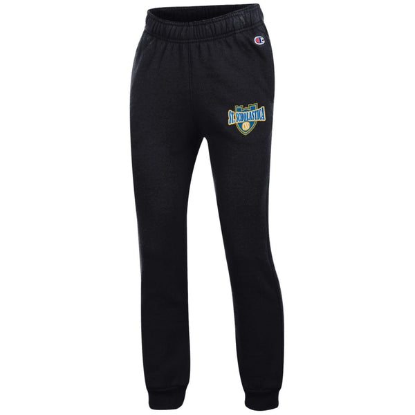 Champion Youth Powerblend Jogger - Black