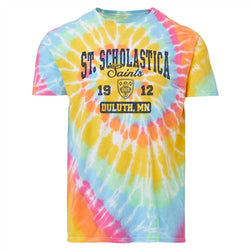 MV Sport Crazy Tee - Cotton Candy Swirl