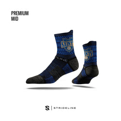 Strideline Saints CSS Premium Mid Navy