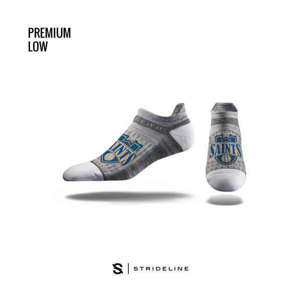 Strideline Saints CSS Premium Low Gray