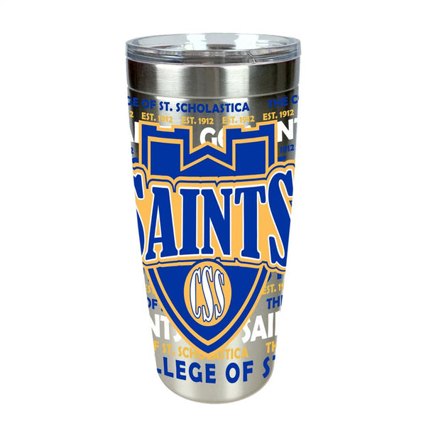 MCM Stainless Steel Innovative Saints Tumbler
