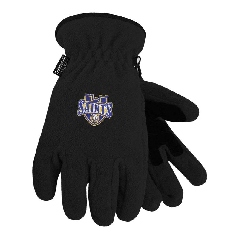 "LogoFit ""Peak"" Glove w/ 3M Thinsulate - Black"
