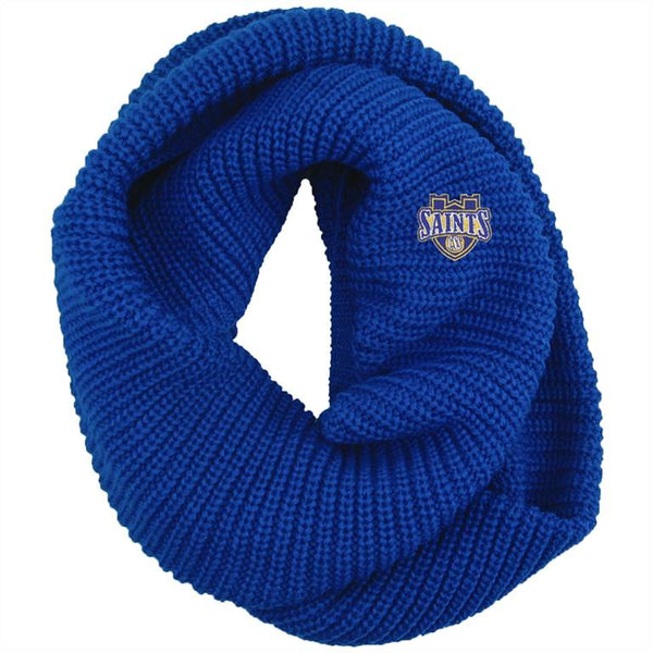 "LogoFit ""Piper"" - Chunky Knit Infinity Scarf"