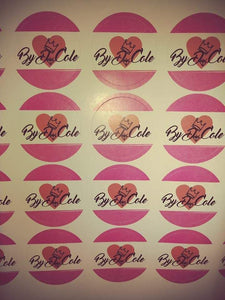 slaythedaybydcole,Custom Made Stickers & Labels,Slay The Day By D Cole,labels