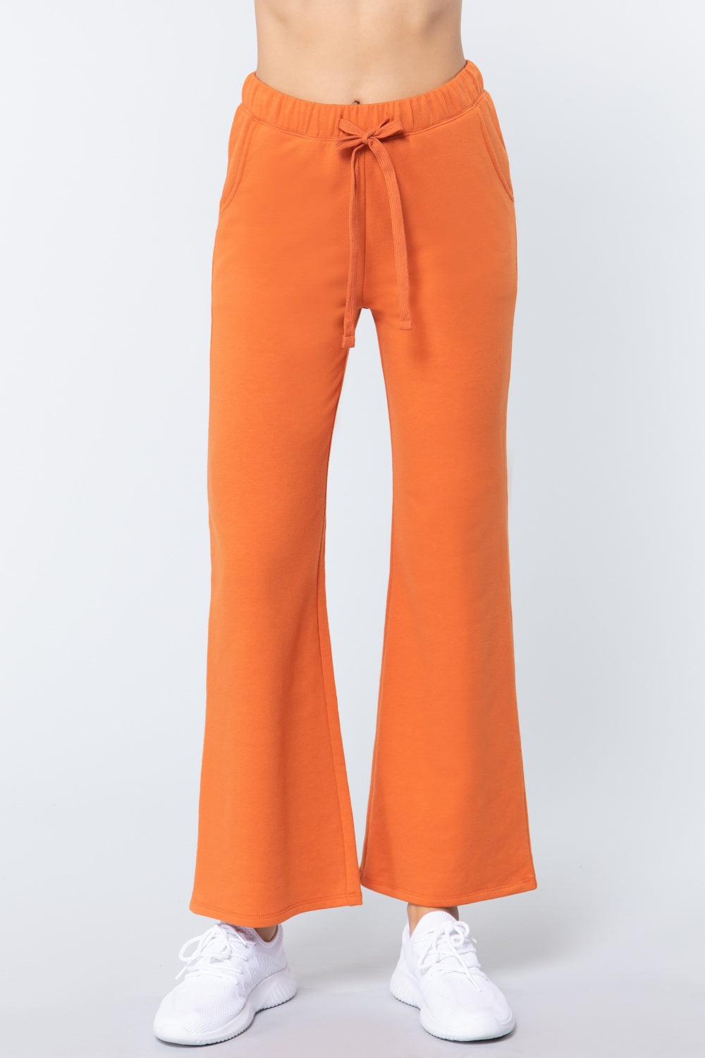 Solid French Terry Pants