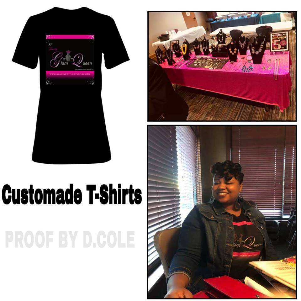 Custom Made Clothing - Slay The Day By D Cole