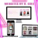 slaythedaybydcole,Websites By D. Cole,Slay The Day By D Cole,website