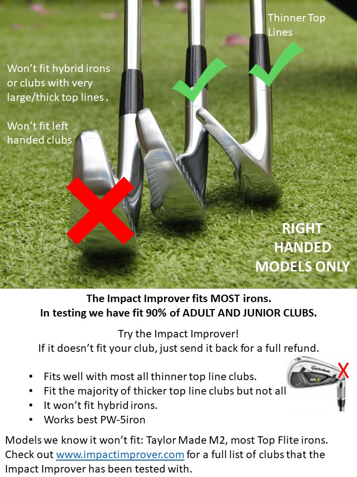 CAN YOU SAFELY HIT GOLF BALLS INDOORS, YES! – Impact Improver