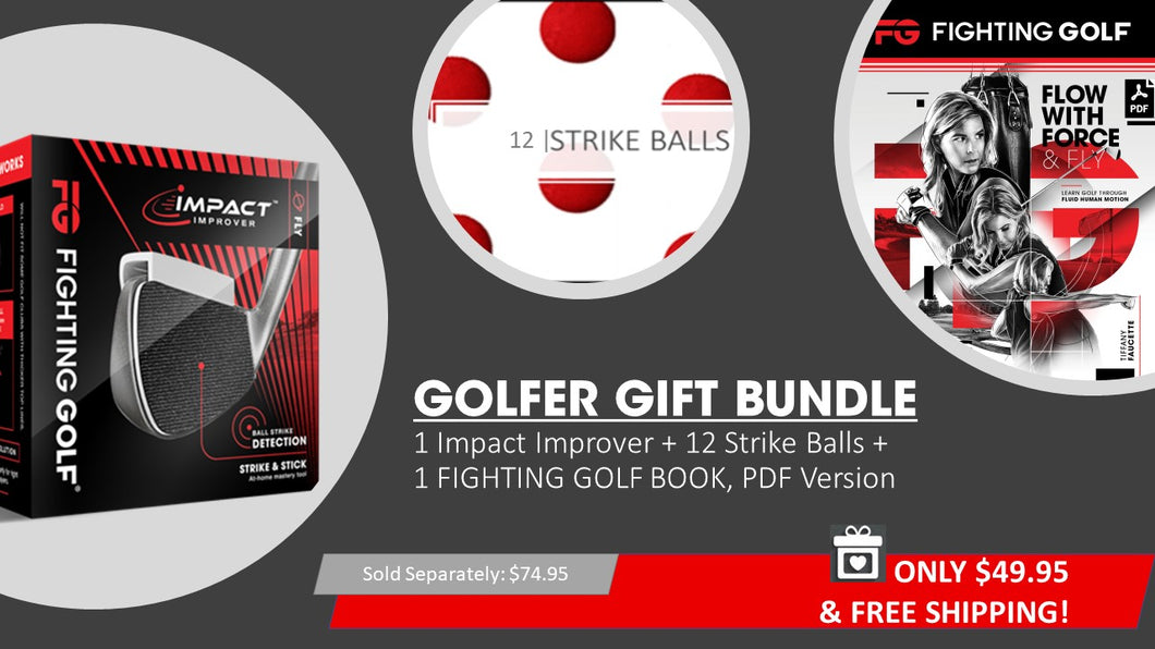 Golfer Gift BUNDLE