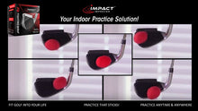 Impact Improver - Instant Feedback on Every Swing - Indoor Golf Training Aid, Great Gift