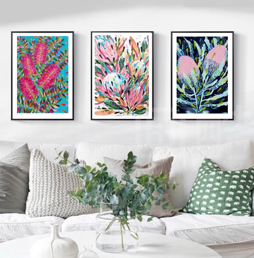 The Bold and Beautiful Print Set