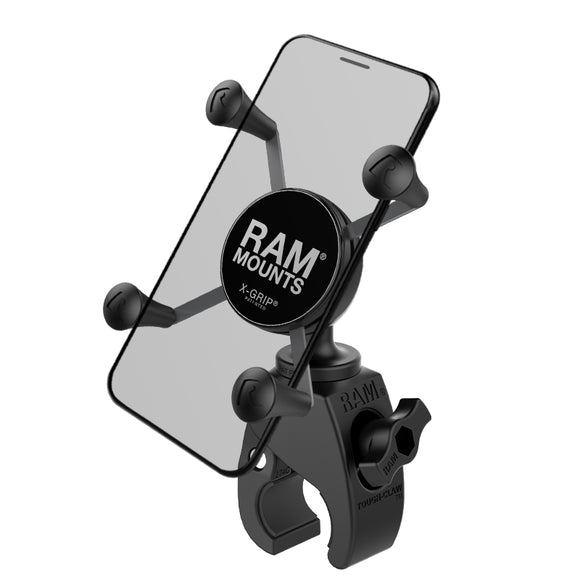 RAM-HOL-UN7-400U RAM X-Grip Phone Mount with RAM Snap-Link Tough-Claw - landloop