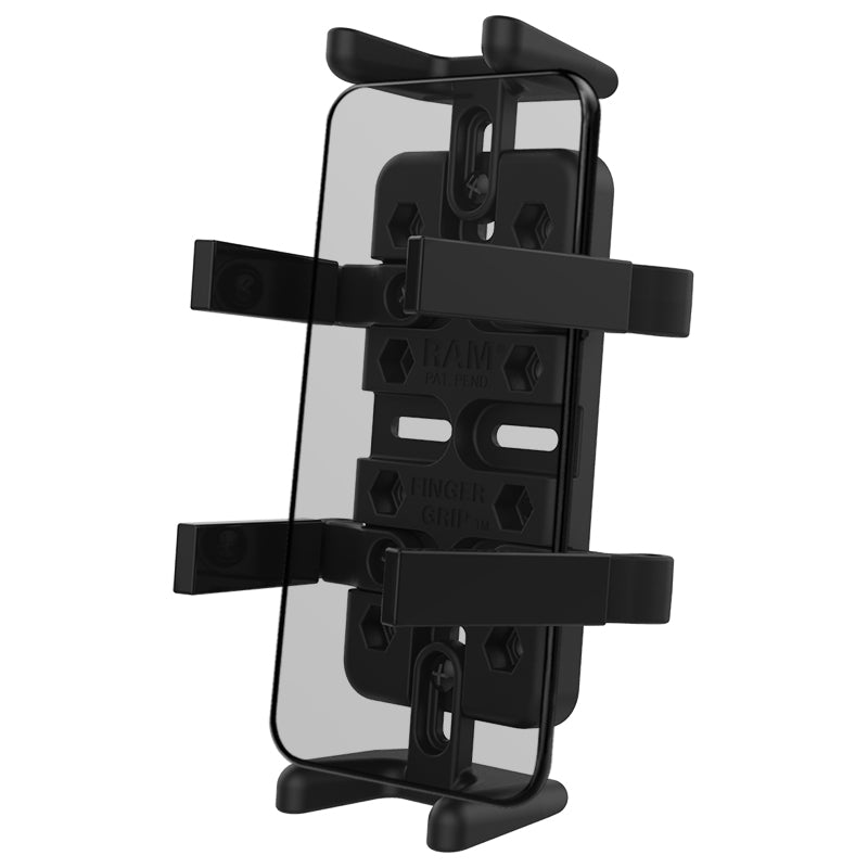 RAM-HOL-UN4U Universal Cradle for Cell Phone and Smartphone Mobile Devices - landloop