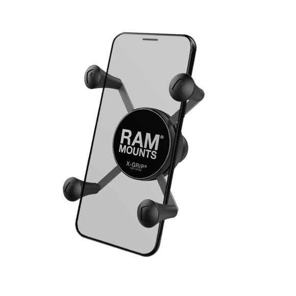 RAM-HOL-UN7BU RAM X-Grip Universal Phone Holder with Ball - Landloop