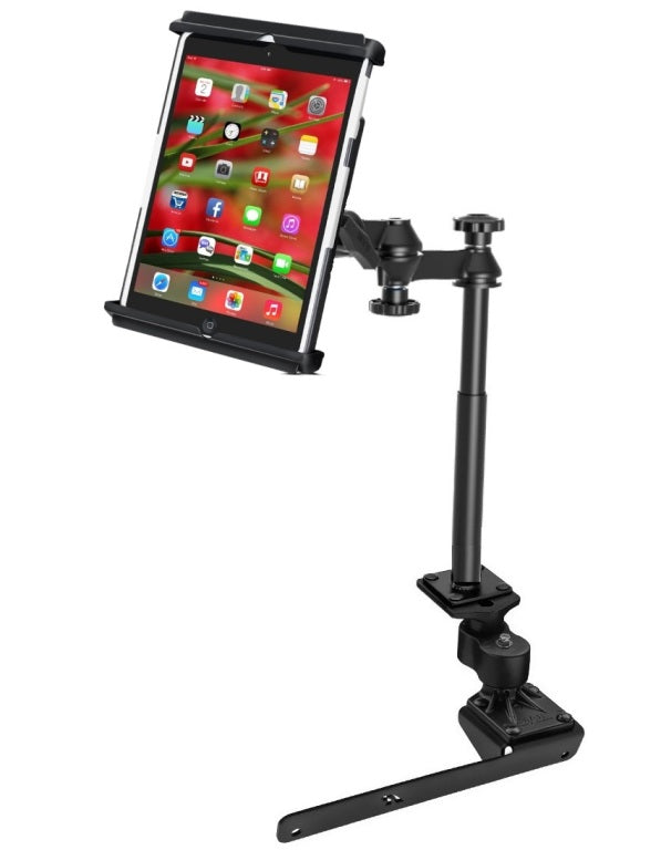 RAM No-Drill Dodge RAM 1500-5500 Mount Holder Kit for Apple iPad mini 1 2 3 & 4 - Landloop