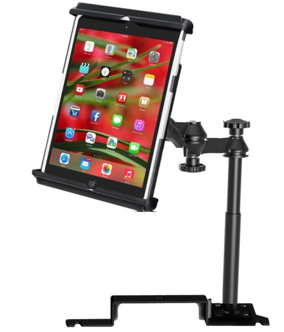 RAM No-Drill '11-18 Ford Explorer Mount for Apple iPad mini 1 2 3 4 & 8