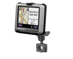 "RAM Torque 3/4"" - 1"" Motorcycle Bike Mount for Garmin nuvi 200 205 250 255 260 265T & 270 - Landloop"